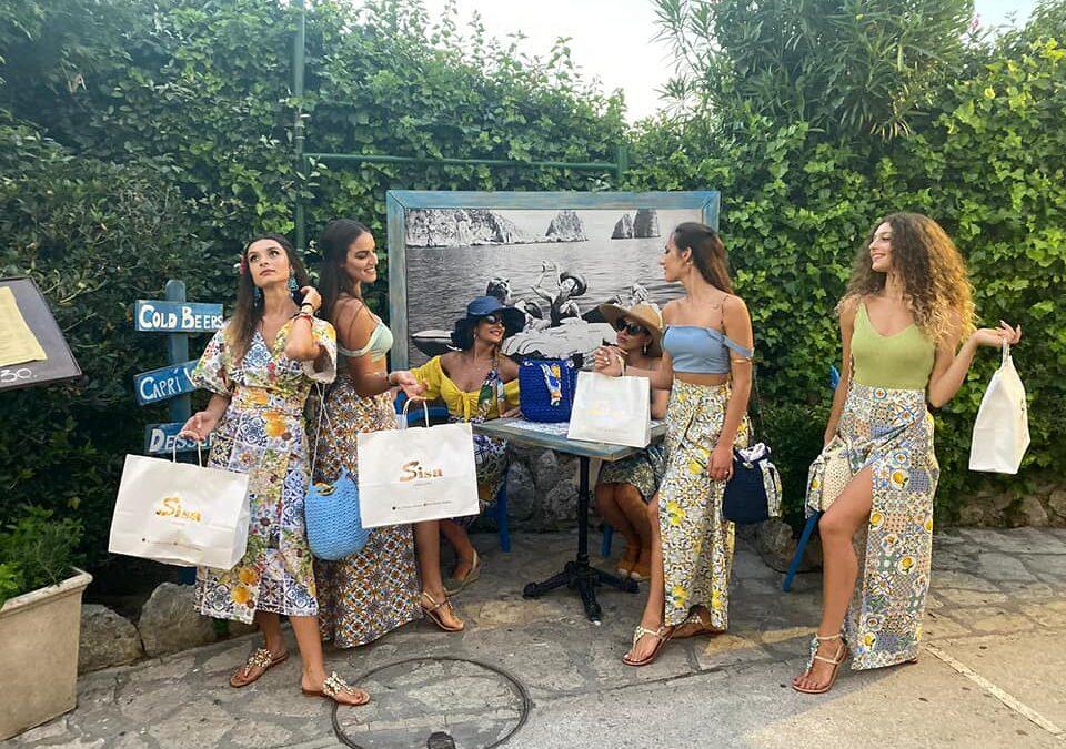NOTTE BIANCA – Estate 2020 Capri